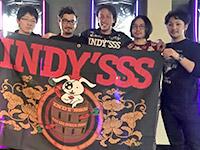 東北A 代表 INDY'SSS